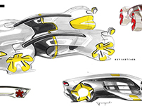 FERRARI TOP DESIGN SCHOOL CHALLENGE 2015