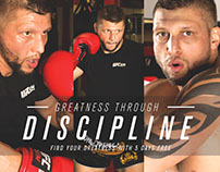 Greatness Through Discipline - Campaign