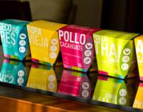 Packaging - Platos del Mundo