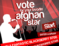 Afghan Star Competition