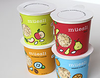 Müesli Packaging