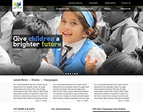 Home page for PVR nest (NGO)