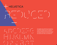 Helvetica Reduced