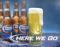 Bud Light - Here We Go Retail