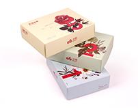 小芽调理茶包装设计