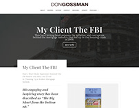Don Gossman Website Design & Dev.