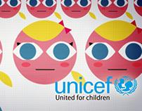 "UNICEF ""Bring back school to children"""
