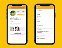 BEETALK USER PROFILE