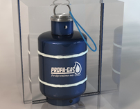 Propa-Gas (Souvenir Navideño)