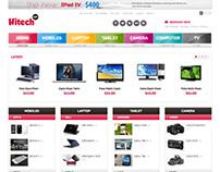 SM Hitech, Magento Responsive Electronics Store Theme