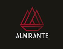 Almirante | Logo