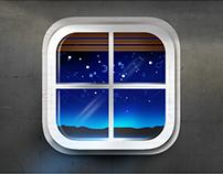 Window 3d IOS Icon