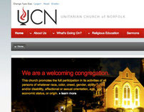Unitarian Church of Norfolk website