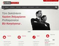 Online Yazılım