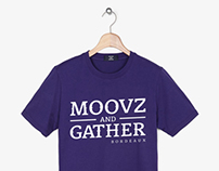 Moovz And Gather classic tees