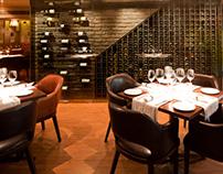 Diva restaurant, New Delhi