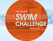 Swim Challenge Poster