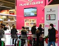 PLANET SUSHI - Salon Paris 2013