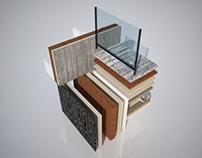 Details_Revit 2014 to 3ds Max Design