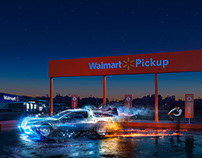 Walmart Famous Cars