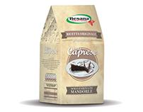 Besana - Caprese Packaging design