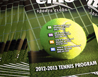 Elite Tennis Brochure 2012
