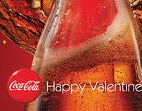 Coca-Cola Valentine's Day Posters