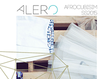 ALERO - AfroCubism Lookbook SS2015 Zambia Fashion Week