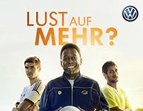 Volkswagen CUP Sondermodelle: Website Launch