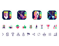 Icons &pictograms 2017