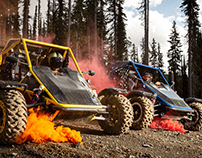Rage Buggies at Mile High Track