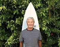 Guy Okazaki Surfboards
