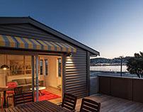 Pea House - Melling Architects - Wellington - NZ