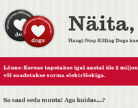 Stop Killing Dogs e-shop