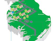 Energy Company Infographics