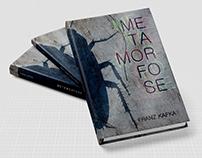 ARTE PARA CAPA DE LIVRO - Metamorfose | Franz Kafka