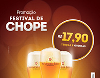 Festival do Chope - Wunder Bier
