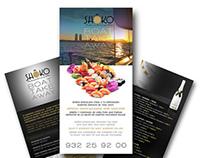 Shôko Restaurant & Lounge Club. Take Away.