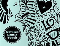 Nature's Gentle Touch - Packaging