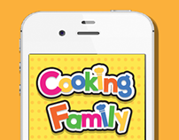 Cooking Family - Educational Recipe Application