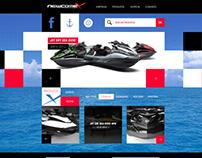 Website Newcomex