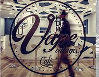 Vape Village - Branding