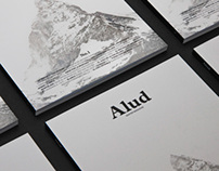 Alud. Winter Magazine nº1 Cover