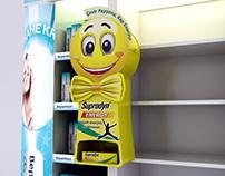 Bayer Display Designs