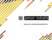 Brand Identity: Jamor Móveis