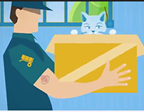 AT&T - Movers Cat