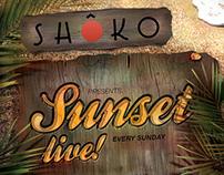 Sunset Live!