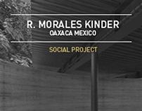 Kinder Rodolfo Morales