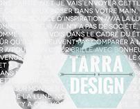 Tarra Design Branding