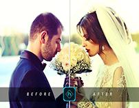 Bridal Photoshop Actions